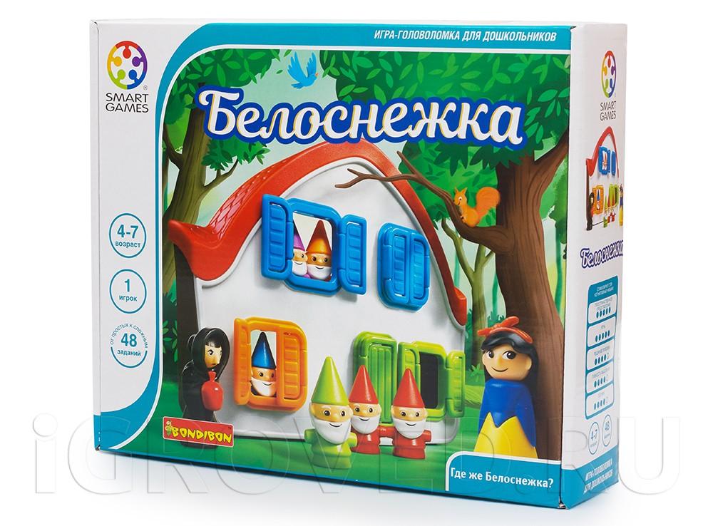 Коробка настольной игры Белоснежка