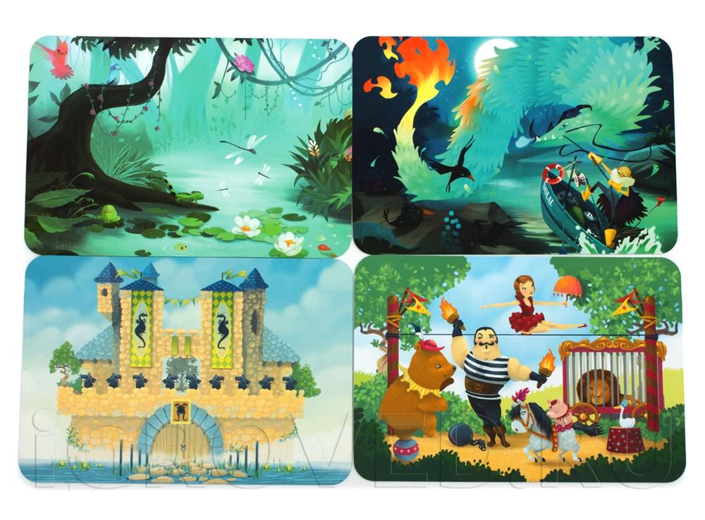 Картинки настольной игры Дифферанс