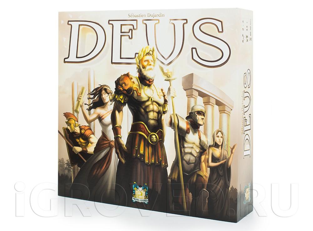 Игра Деус (Deus)