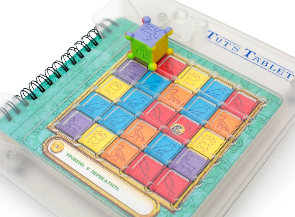 Кубик на игровом поле