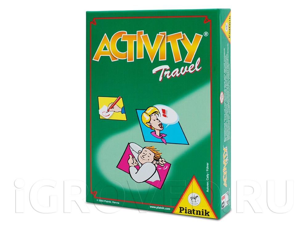 Игра Активити - дорожная версия (Activity Travel)
