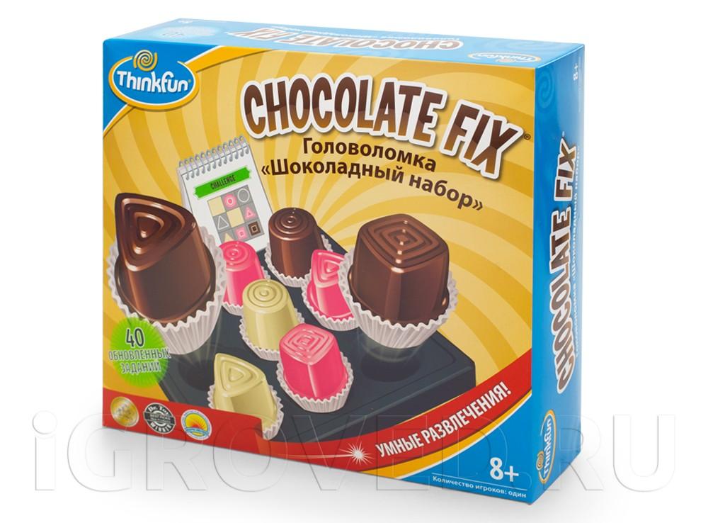 Игра-головоломка Шоколадный набор (Chocolate Fix)