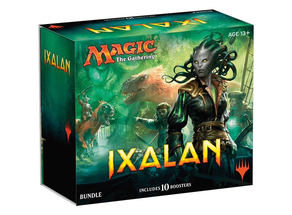 Magic the Gathering: Иксалан Набор Bundle EN
