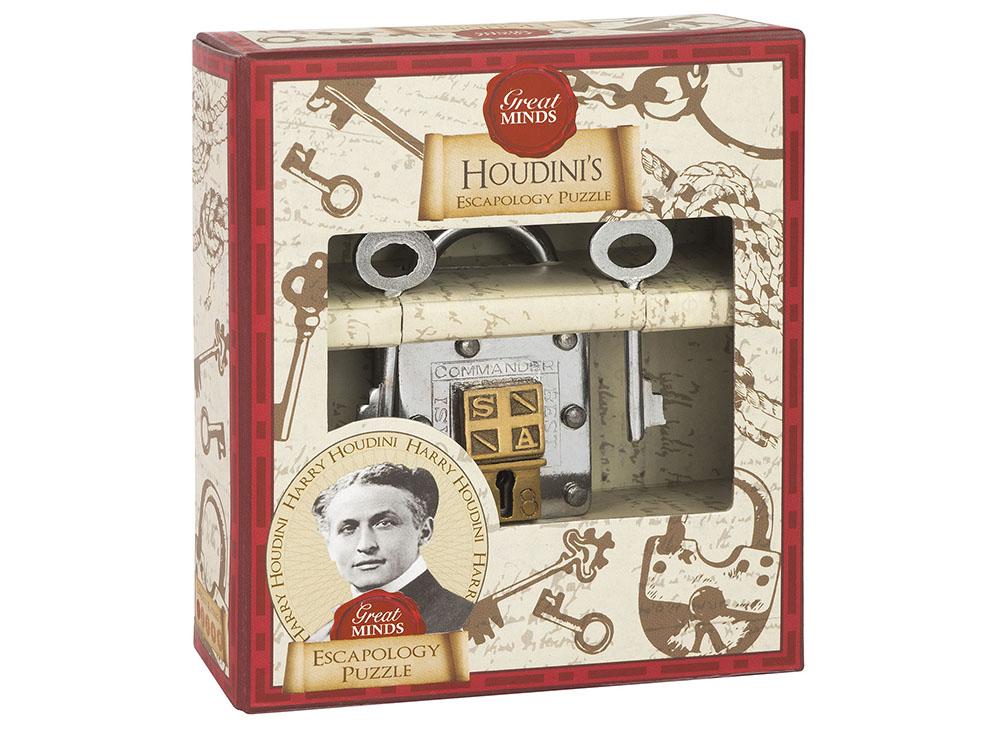 Головоломка Гудини (1676, Houdini's Escapology Puzzle)