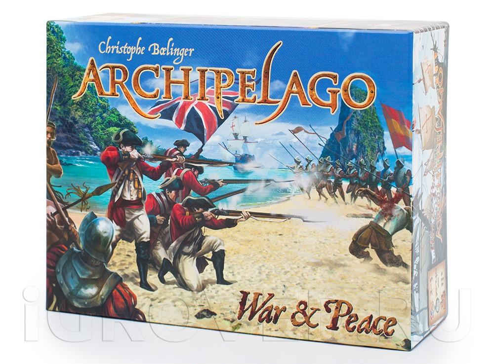 Игра Архипелаг: Война и Мир (Archipelago: War & Peace Expansion, дополнение)