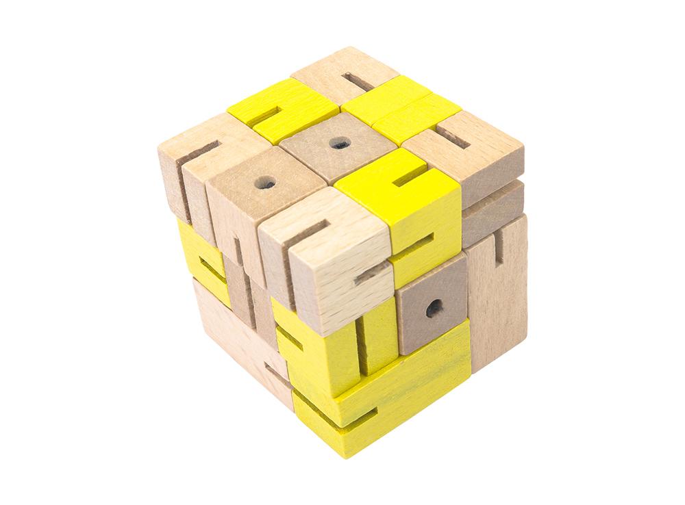 Настольная игра-головоломка 4 головоломки STEM
