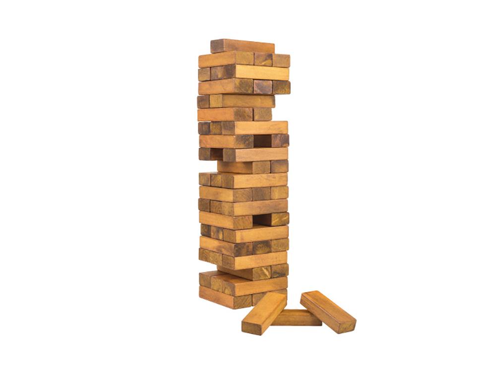 Брусочки Коробка настольной игры Падающая башня