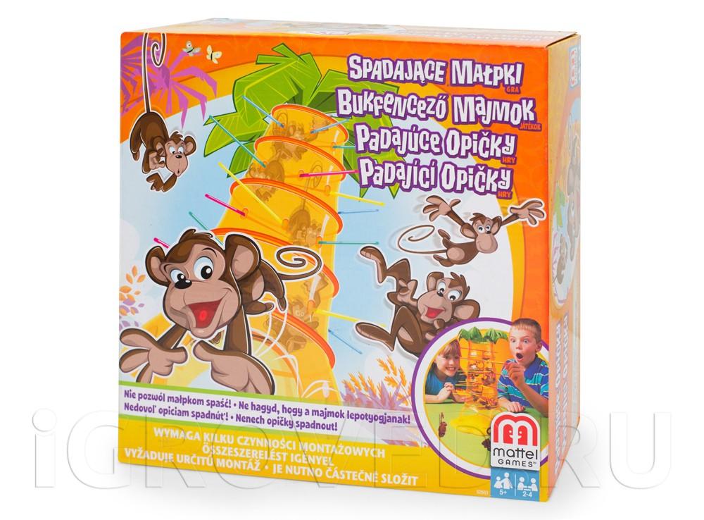 Игра Весёлые обезьянки